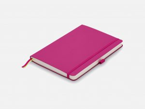 lamy a5 softcover notebook in pink